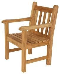 Teak Armchair Barlow Tyrie Felsted Teak Armchair Traditional Outdoor Lounge