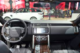 2015 land rover interior 2015 range rover interior at the 2014 paris motor show indian