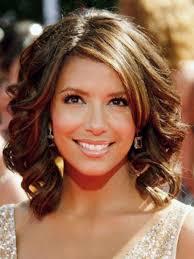 glamour hairstyles medium length hair curl hairstyles medium length hair wavy curly hairstyles for