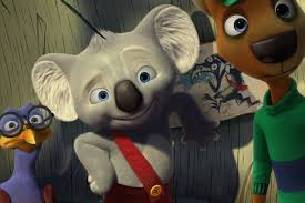 adventures of the little koala ryan kwanten on what it u0027s like meeting and voicing a koala in
