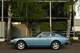 classic datsun 280z old parked cars 1976 datsun 280z