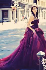 plum wedding dresses wedding ideas vera 24 weddbook