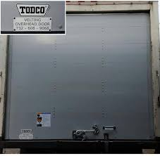 Todco Overhead Door Commercial Garage Door Repair Commercial Door Repair Service