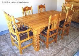 southwestern dining room furniture dining table southwestern round dining room tables new southwest
