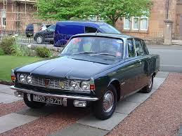 immaculate rover 2000 series 1 p6 in hamilton south lanarkshire