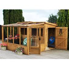 Greenhouse 8x8 Florian Greenhouse Wood Sunroom Photo Gallery Home Kits