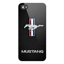 logo ford 2017 new rare ford mustang gt logo front grill hard plastic case for