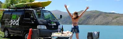 Campervan Toaster Cheap Campervan Rental In New Zealand Budget Camper Hire