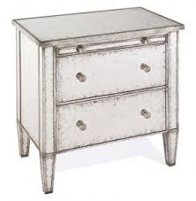 Silver Leaf Nightstand Silver Nightstands Foter