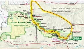 badlands national park map top 6 things to do in badlands national park dang travelers