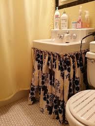 Bath Ideas For Small Bathrooms Best 25 Bathroom Sink Skirt Ideas On Pinterest Utility Sink