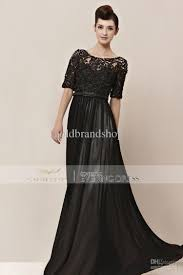 vintage lace embroided black dress my wedding attire ideas