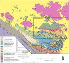 Newport Inglewood Fault Map Paleotectonics Of A Complex Miocene Half Graben Formed Above A
