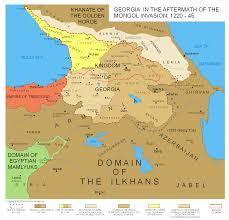 Mongolian Empire Map Andrew Andersen