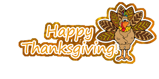 happy thanksgiving animated clipart clipartxtras
