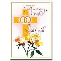wedding wishes religious looking for a religious wedding anniversary card that s not run of