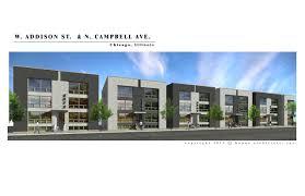 6 Unit Apartment Building Plans by Private Developments