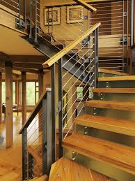stairs interesting metal stair railing interior stair railings