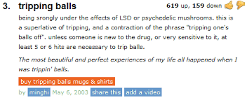 Definition Of Meme Urban Dictionary - tripping balls know your meme
