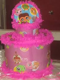 themed pinata littlest pet shop themed pinata birthday