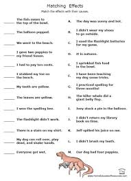best 25 cause and effect worksheets ideas on pinterest cause