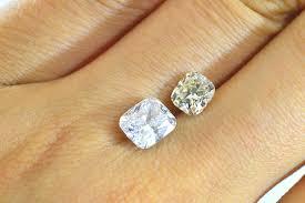 2 carat cushion cut engagement ring diadia rakuten global market almost 2 carat cushion cut