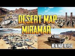 pubg miramar playerunknown s battlegrounds new desert map miramar reveal new