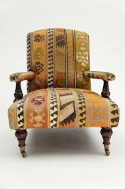 Kilim Armchair George Smith Edwardian Kilim Chair U2013 Finch Hudson U2013 Finch Life