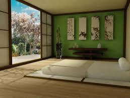 d馗oration chambre japonaise déco chambre esprit japonais intérieurs japonais