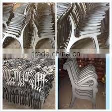 Cast Iron Bench Legs Manufacturers China High Quanlity Ductile Cast Iron Bench Legs Manufacturer Of