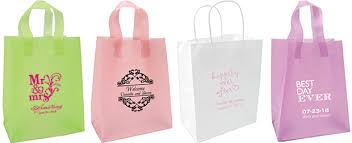 Favor Bags by Personalized Napkins Gift Bags Favor Boxes And Accessories