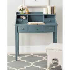 safavieh landon writing desk white safavieh american home landon writing desk walmart com