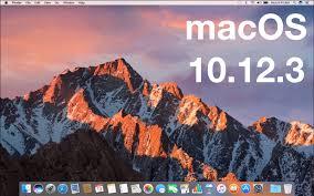 macos sierra 10 12 3 update released