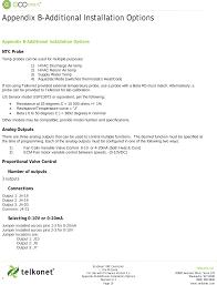 ss6600 energy management controller user manual ecosmart vrf iom