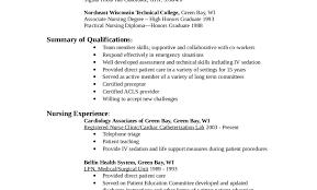 licensed practical nurse resume format magnificent licensed practical nurse resume samples nursing med