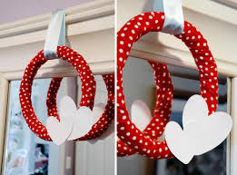 Red Ribbon Door Decorating Ideas Lovely Valentine Front Door Accessories Decorating Ideas