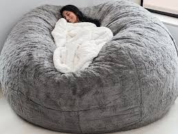 Lovesac Sale The Gigantic Fluffy Pillow That Broke The Internet Is On Sale