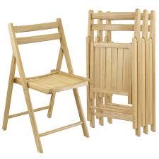 furniture chic folding wood dining chairs design folding wood