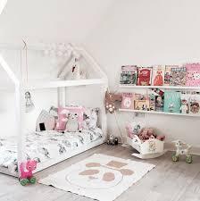 cabane fille chambre diy lit cabane modèles originaux pour les enfants