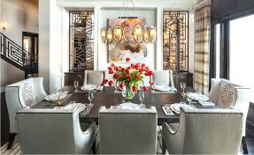 Nice Dining Rooms Articles With Nice Dining Room Designs Tag Awesome Luxury Dining
