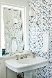 southern living bathroom ideas beautiful wallpaper ideas wallpaper ideas powder room and wallpaper