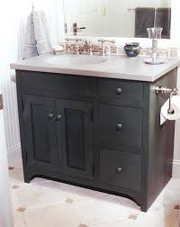 black bathroom cabinets for any kind of bathroom wigandia