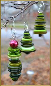 25 unique button ornaments diy ideas on button