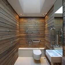 tips to create modern minimalist bathroom ward log homes