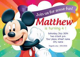 printables mickey mouse invitation card u2013 orderecigsjuice info