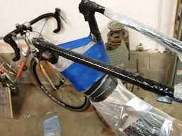 repairing a carbon fiber bicycle frame 47 steps with pictures