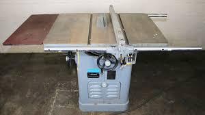 Rockwell 10 Table Saw Machinery Values Inc Rockwell 34 761 Unisaw Woodworking 10