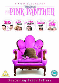pink panther film collection 5 disc box dvd 1976 amazon