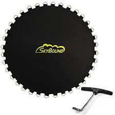 trampoline bed amazon com