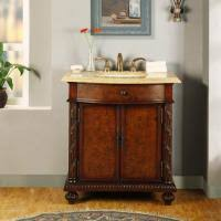 Furniture Style Vanity Traditional Bathroom Vanity Cabinets On Sale With Free Shipping